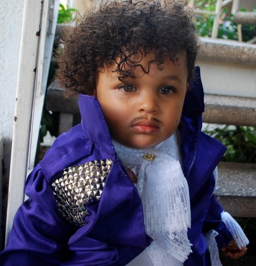 baby toddler prince costume halloween purple rain
