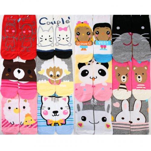 Angelina Best Partner Low Cut Socks