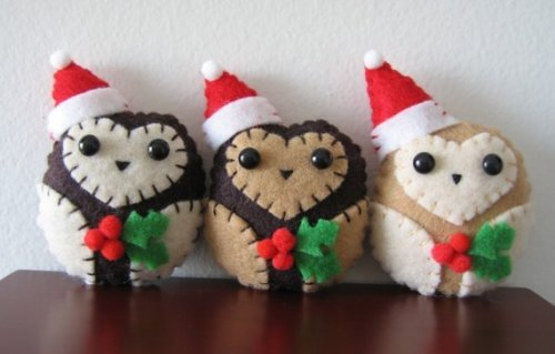 ornaments by TheCupcakeGirls