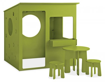 Loki playhouse set room and board kids furniture