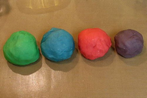 how to make playdough