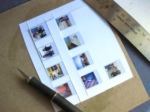 miniature polaroid magnets