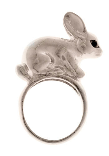 Peter Silver Tail Ring