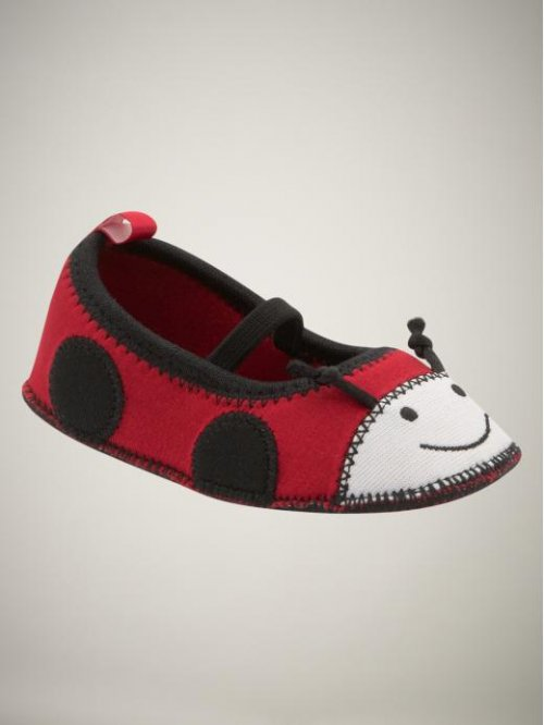 gap ladybug water shoes