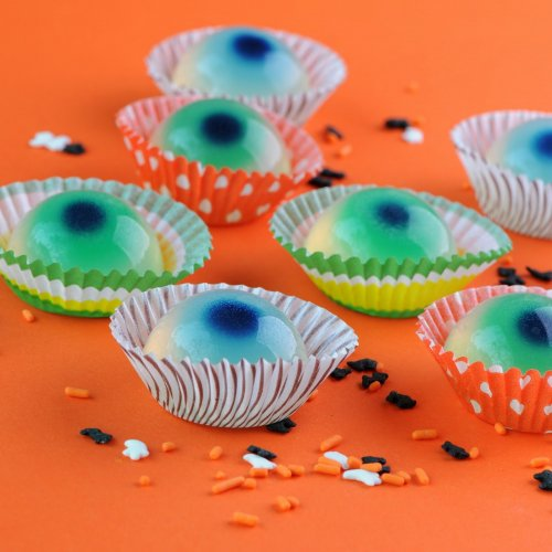 jello eyeballs