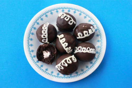 hostess cupcake balls