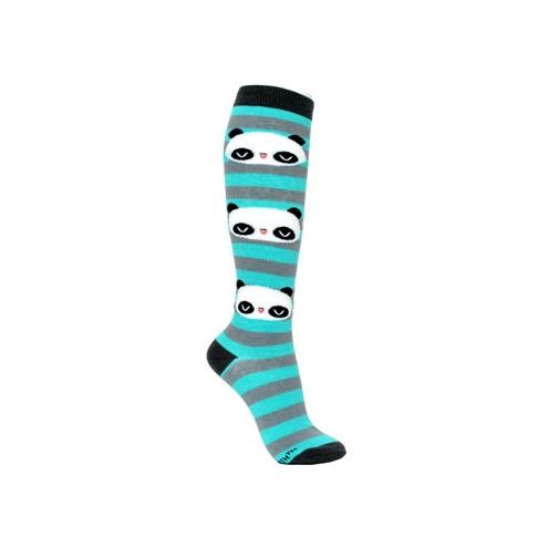 panda knee socks