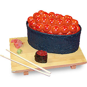 giant sushi container