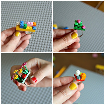 lego ring tutorial