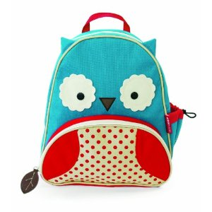skip hop owl back pack