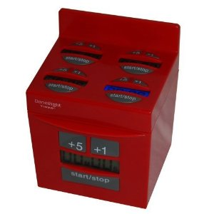 stove shaped kitchen timer