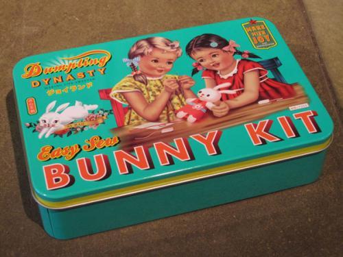 sewn bunny kit