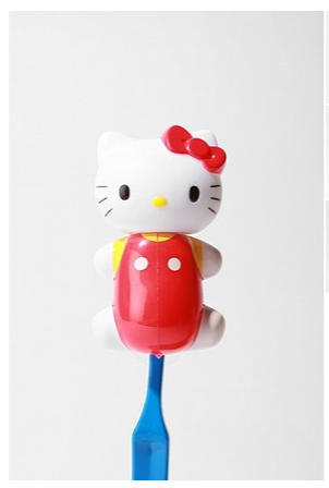 hello kitty toothbrush cover