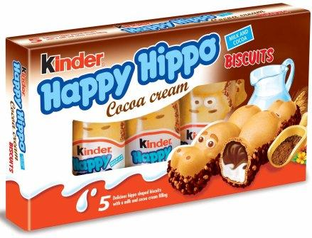 happy hippo kinder