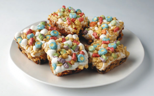 MARSHMALLOW PEBBLES SLABS