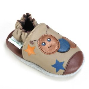 caterpillar baby shoes