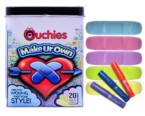 design your own bandaids
