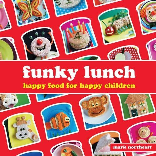 funky lunch book