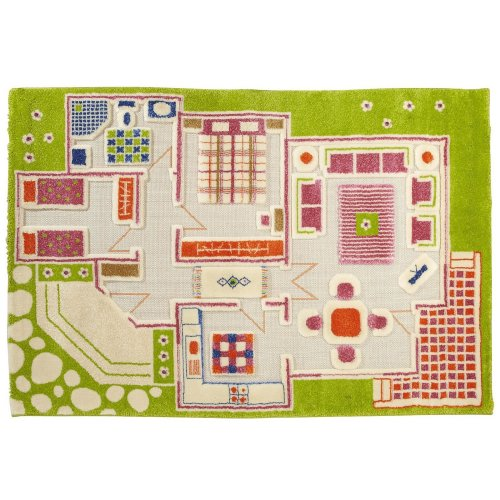 luca and company dollhouse are rug