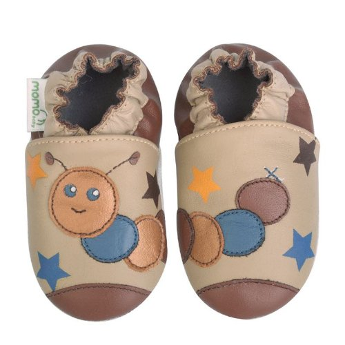 momo caterpillar soft soled shoes
