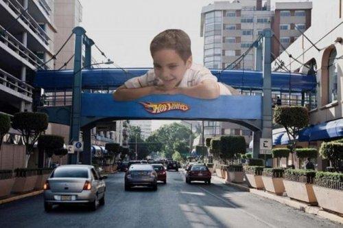 hot wheels billboard