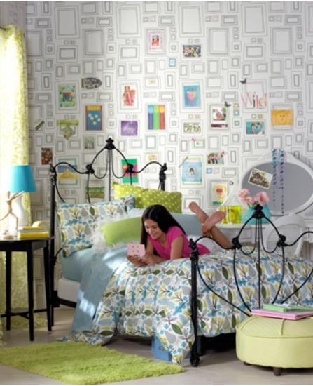 blank frames color wallpaper