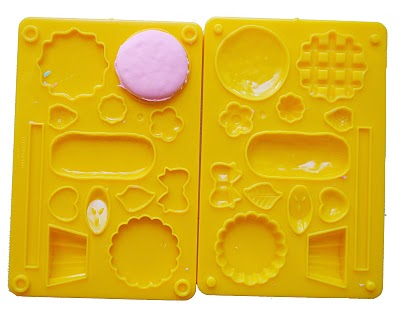 paper clay mold