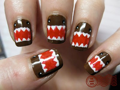 domokun fingernails