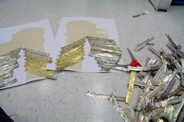 golden books fabric
