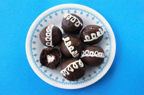 hostess cupcake balls