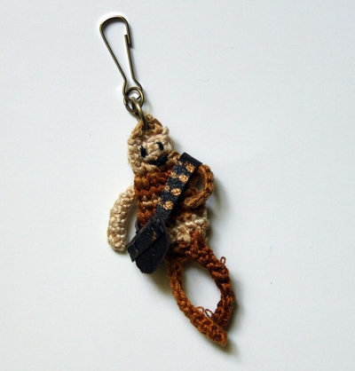 chewbacca zip pull