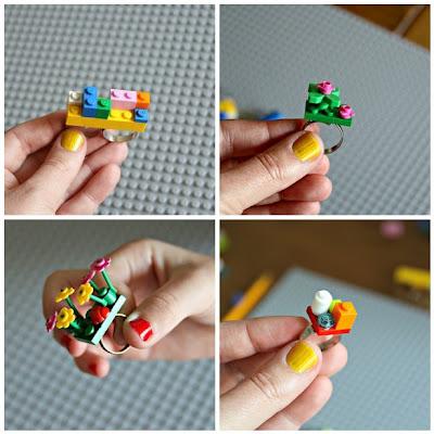 lego ring tutorial