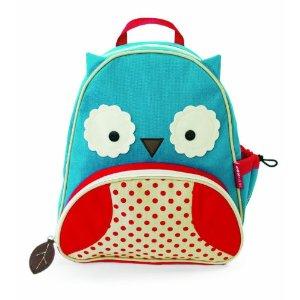 skip hop owl back pack