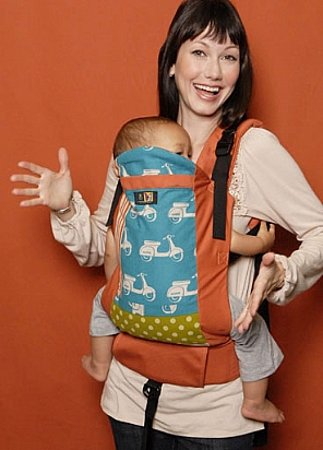 scooter baby carrier
