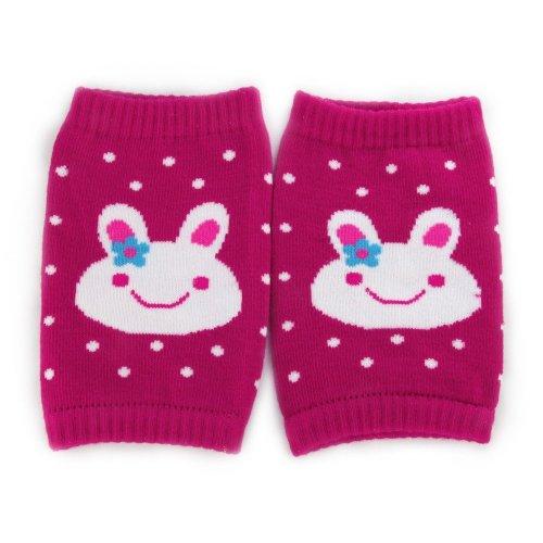 baby knee pads bunny