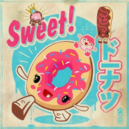donut artwork