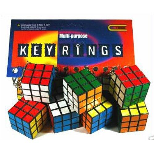 minature rubiks cubes