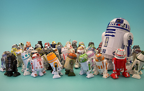 Droid Daycare