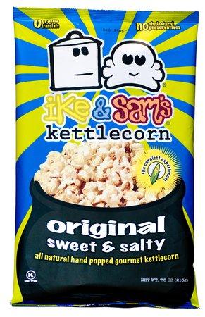 ike and sam's kettle corn