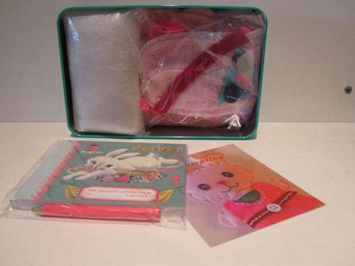 stuffed bunny kit