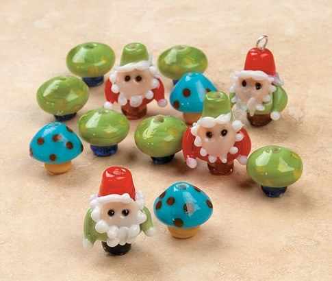 gnome beads