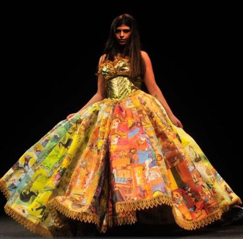 golden books dress